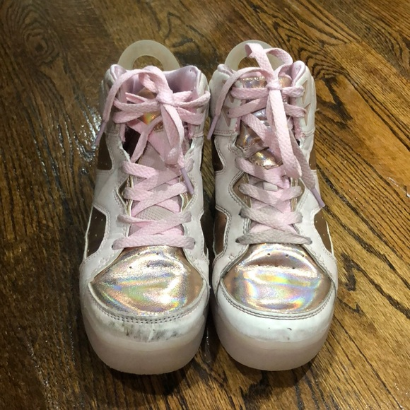 7126c758e73eb Skechers Shoes | Energy Lights 20 Pink 35 Girls | Poshmark